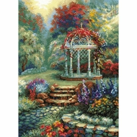 Tonnelle fleurie  1383  Riolis