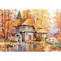 Moulin en Automne - Luca-S - B481