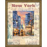 Villes de New York  PT0025  RIOLIS