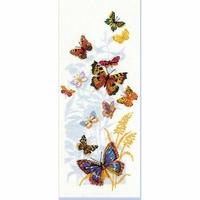 Envolées de papillons  902  Riolis