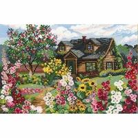 Maison fleurie  978  Riolis