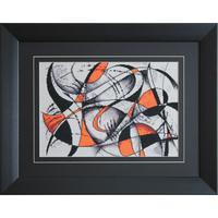 Abstraction Formes et Couleurs - Luca-S B2207