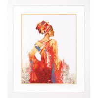 Ashanti Woman - Lanarte PN-0008138 - Kit Aïda