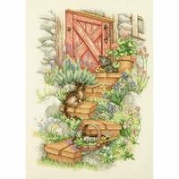 Marches de jardin  70-35362  Dimensions