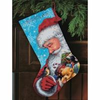 Père Noël et jouets  71-09145  Dimensions