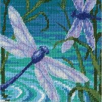 Paire de libellules  7208  Dimensions
