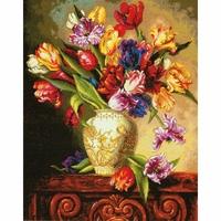 Tulipes perroquet  70-35305  Dimensions