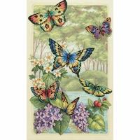 Forêt de Papillons - Dimensions  35223