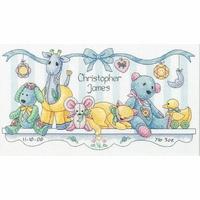Les amis de bébé  73068  Dimensions