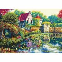 Château anglais  70-35326  Dimensions