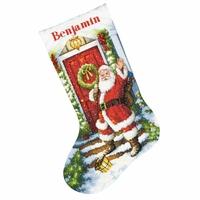 Bienvenue Père Noel  70-08901  Dimensions