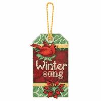 chanson en hiver  70-08891  Dimensions