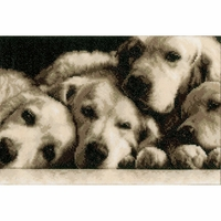 Familles de labradors  0154541  Vervaco