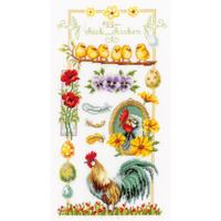 Familles de poules  0150962  Vervaco