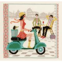Vintage Rome  0150981  Vervaco