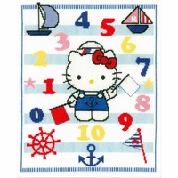 Hello kitty  0149845  Vervaco