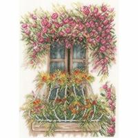 Balcon de fleurs  0171411  Lanarte