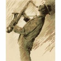 Le saxophoniste  0145269  Vervaco