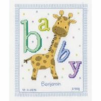 Baby girafe  0146204  Vervaco