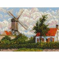 Moulin à vent  1702  Riolis