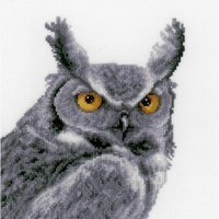 Hibou gris  0149952  Vervaco