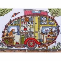 Caravane vintage  XCT21  Bothy Threads