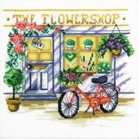 Boutique de fleurs  92-8101  Permin of Copenhagen