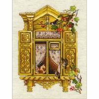 Fenêtre aux moineaux  1731  RIOLIS