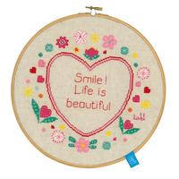 La vie est belle - Vervaco  0150920