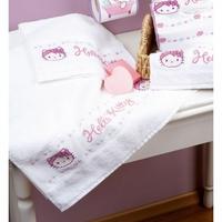 Serviette Hello Kitty  0148214  Vervaco