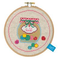 Bocal de boutons - Vervaco Lief PN-0150923
