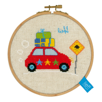 En vacances en voiture II - Vervaco PN-0150916