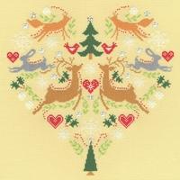 Fête de Noël  XX8  Bothy Threads