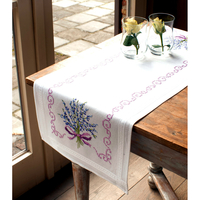 Chemin de Table Bouquet de Lavande - Vervaco PN-0013257