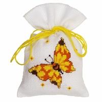 Papillon jaune  0146851  Vervaco
