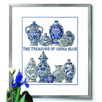 China Blue - Permin 70-5482