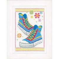 Baskets bleus - Vervaco PN-0149911
