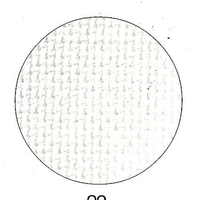 Toile à Broder Aida ivoire - 359-22 Permin of Copenhagen