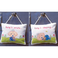 Bébé dort - Bébé est réveillé - Vervaco PN-0149905