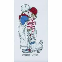 First kiss  92-1181  Permin of copenhagen
