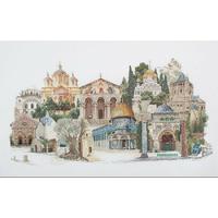 Jerusalem - kit aïda - Thea Gouverneur 533A