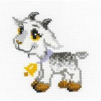 La Petite Chèvre grise  HB154  Riolis