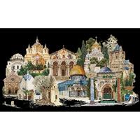 Jerusalem - kit aïda noire - Thea Gouverneur 533-05