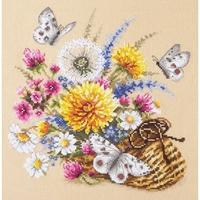 Fleurs des prés  40-81  Chudo Igla