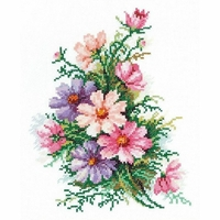 Fleurs Cosmos  40-54  Chudo Igla