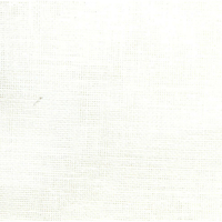 Toile de lin 12 fils - Coloris Ivoire - Permin of Copenhagen 025-00
