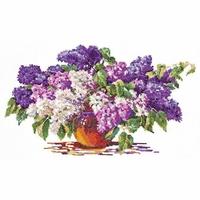 Vase de lilas  40-28  Chudo Igla