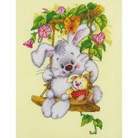 Sunny Bunny  D007  LanSvit