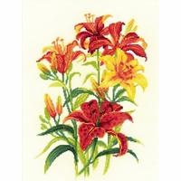 Riolis Bouquet de lys  1782