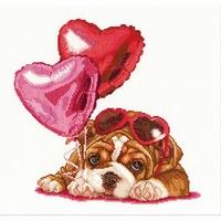 Valentine s Puppy  739A  Thea Gouverneur